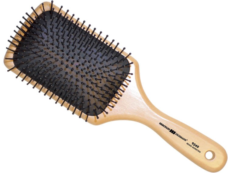 Detangling Paddle Hair Brush Large by Hercules Sägemann 9249