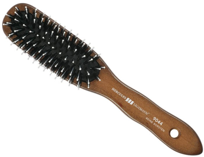 Paddle Hair Brush Medium by Hercules Sägemann 9044