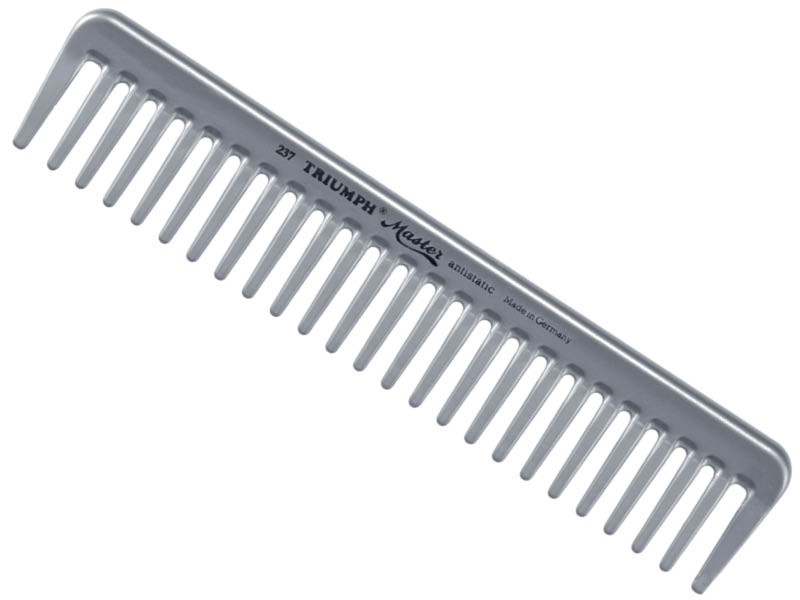 "Triumph Master Styling Hair Comb 7.5"" Antistatic 237-95"