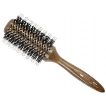 Round Brush Pure Boar Bristles With Vent-effect by Hercules Sägemann