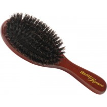 Hercules Sagemann Pure Boar Bristle Oval Brush Wood Medium