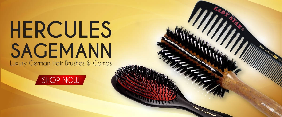 Shop Best Hair Brushes Combs From For All Hair Types Made in Germany
