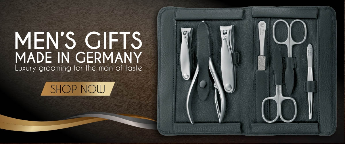 Solingen Nail Scissors, Clippers & Beauty Gifts | German Manicure Sets