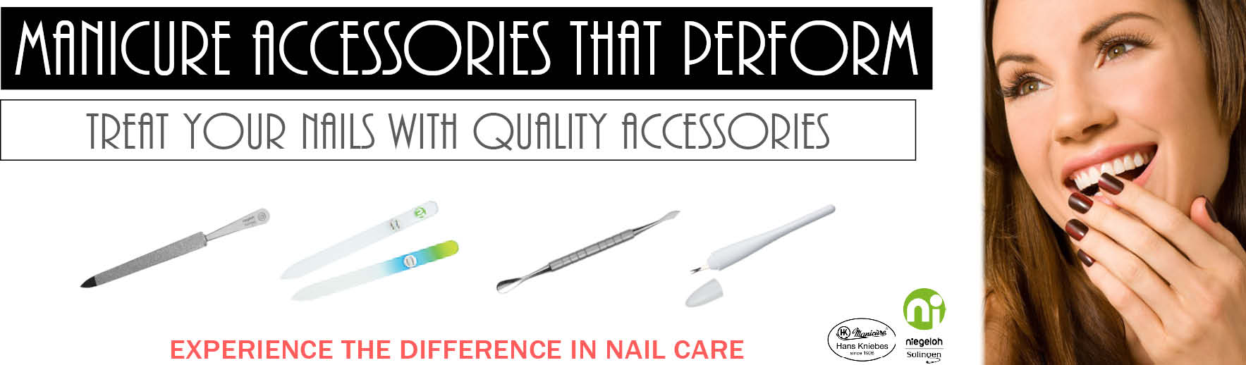 Nail Files & Accessories
