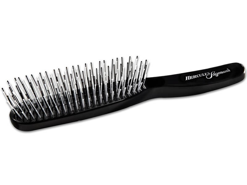 Hercules Sägemann Scalp Hair Brush Black