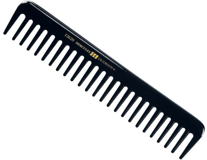 Hercules Sageman Hair Comb For Curls Or Straight Styles 13620 -