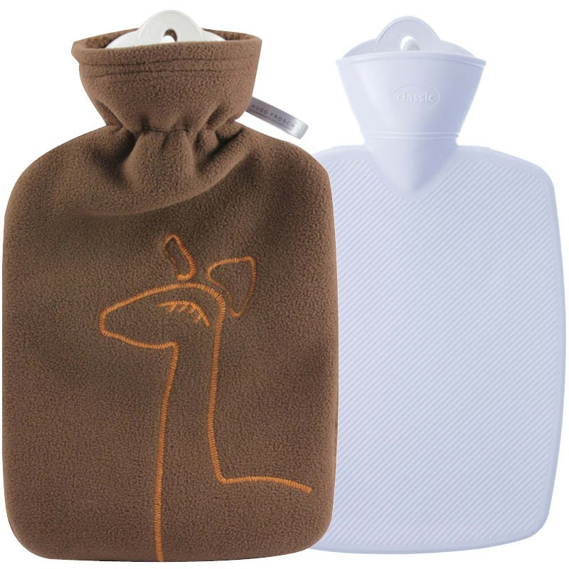 Hot Water Bottle With Safety Standard BS 1970:2012 From Germany