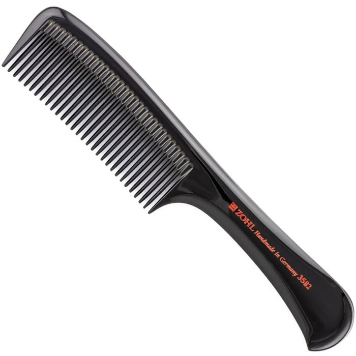 ZOHL Styler Handle Hair Comb Natural & Seamless