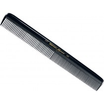 "Hercules Seamless Hair Cutting Comb 8.5"" With Wide Fine Teeth"
