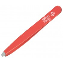 straight tweezers red topinox by niegeloh