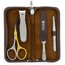 ZOHL Solingen Travel Manicure Set SHARPtec Duo Germany