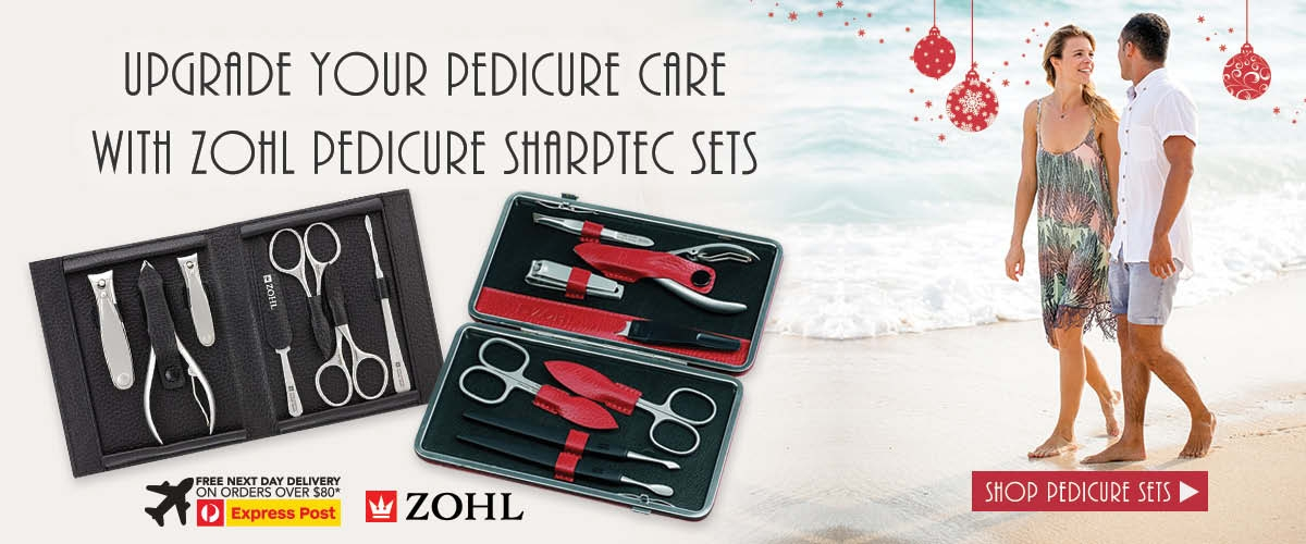 Best Mens Xmas Gift For Men is a Pedicure Sets Solingen Nail Clippers Gift Kits