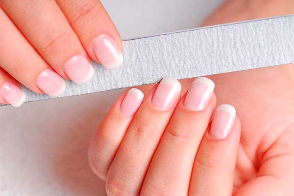 How To File Nails Properly Tips